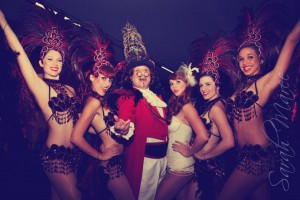 .:*Velvet Birdcage*:. Moulin Rouge Show