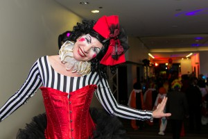 Circus Dolly StiltWalker