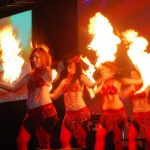 """Phoenix AFLAME"" Fire Stage show"