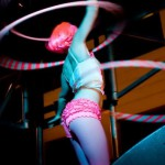 hulahoop performers are perfect for circus themed events
