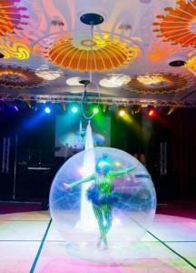 Cirque Dreamsphere