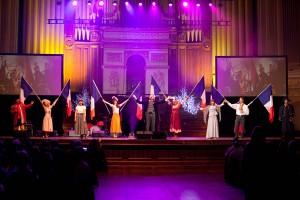 Les Miserables Stage Performance