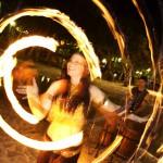 Phoenix Fire Spinning & fire twirlers
