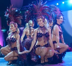 Phoenix vegas showgirl dancers