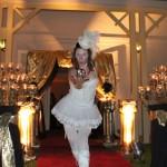 white elegance crysal juggler